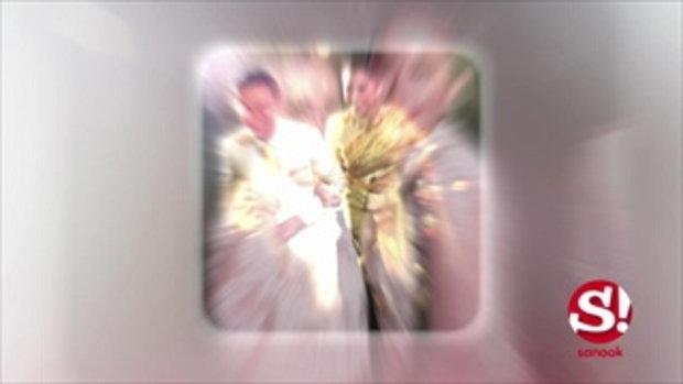 ซูมชุดหมั้น อีฟ พุทธธิดา ลูกต้อย เศรษฐา ในชุดไทยศิวาลัย ราคา 2 แสนบาท!