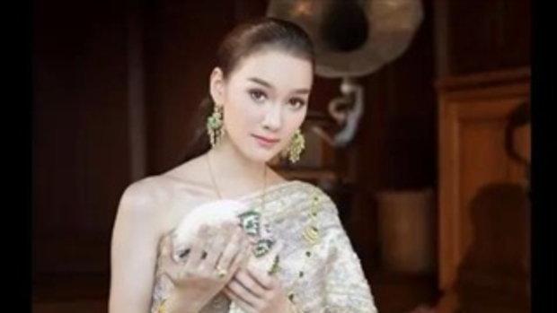งามอย่างนางในวรรณคดี !! เมื่อ เดียร์น่า ถ่ายแบบในชุดไทยสวยสง่า แฟนคลับแห่ชื่นชมกันรัวๆ !!
