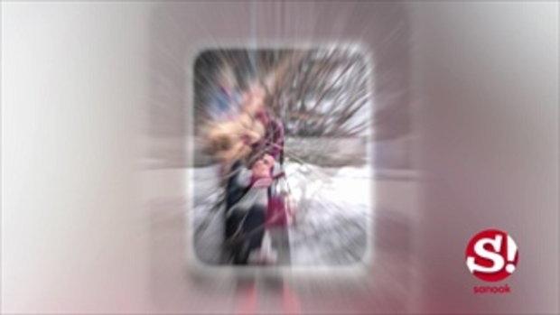 เอ ศุภชัย สลัดผ้ากลางหิมะ โพสต์ท่าแซ่บที่ญี่ปุ่น