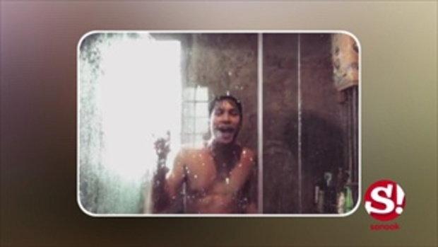 โอ๊ยใจสั่น โอ อนุชิต อาบน้ำโชว์สยิวกิ๊วให้แฟนไอจีดู