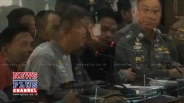 ทหาร คุม 9คนแก๊งโกตี๋ส่งตร. โดนข้อหามีอาวุธสงคราม