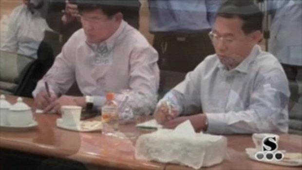 Sakorn News : สมาชิกสภาแห่งชาติประเทศกัมพูชาเยี่ยมแรงงานชาวกัมพูชาในไทย