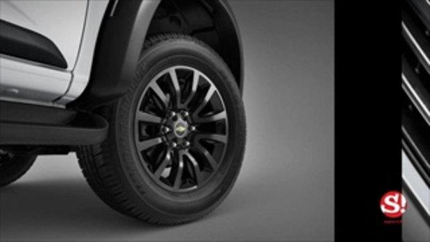 Chevrolet Colorado Centennial Edition 2018 ใหม่ รุ่นพิเศษฉลอง 100 ปี ราคาเริ่ม 814,000 บาท