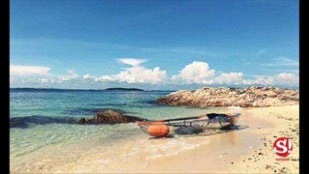 น้ำใสกว่านี้มีอีกไหม? พาเที่ยวเกาะมันนอกทะเลน้ำใสใกล้กรุงเทพ