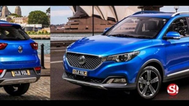 MG ZS 2018 ใหม่ เคาะเริ่มต้นแค่ 5.23 แสนบาทที่ออสเตรเลีย