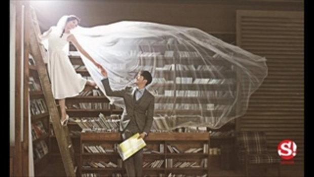 25 ไอเดียภาพพรีเวดดิ้งในชุดแต่งงานที่อยู่ในฝันของเจ้าสาวทุกคน