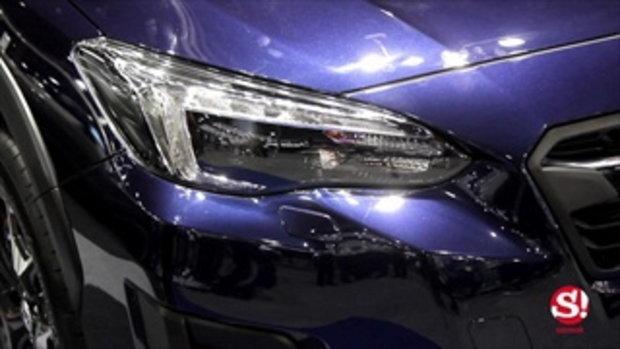 Subaru XV 2018 ใหม่ เปิดตัวแล้วในไทย เคาะราคา 1,159,000 บาท