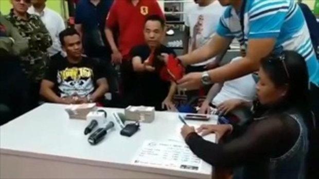 เสี่ยโป้ นัดท้าต่อย อิกคิวซัง ยอดมวยไทยไฟต์ วางกติกา MMA เดิมพันเงิน 2 ล้าน