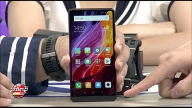 รีวิว Xiaomi Mi Mix 2  โดยปีเตอร์กวง ควงมือถือ