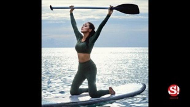 พลอย เฌอมาลย์ คัมแบ็คถ่ายแบบเซ็กซี่อย่างมีแอตติจูด กับชุดว่ายน้ำที่เธอร่วมออกแบบ