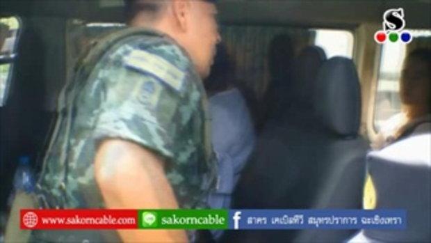 Sakorn News : ขนส่งสุ่มตรวจเข้มรถผิดกฎหมาย