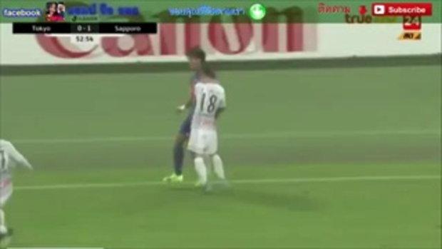 โคตรโหด!!!ชนาธิป vs FC โตเกียว ไปชมกันจะรู้ว่าชนาธิปกระชากมันแค่ไหน