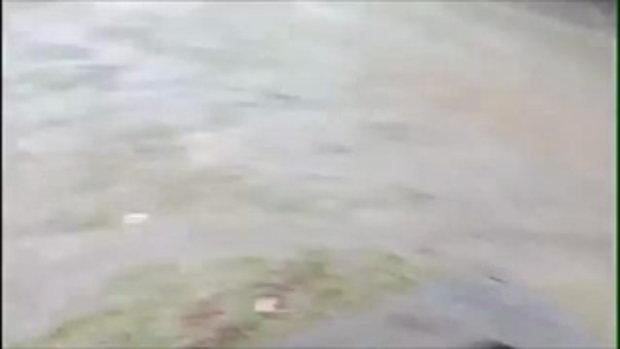 พายุลูกเห็บกระหน่ำภูกระดึง !! ถล่มชั่วโมงเดียวเต็นท์พังพินาศกว่า 250 หลัง