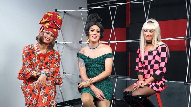 3 ผู้แข่งขัน Drag Race Thailand ส่งความในใจถึงสังคมไทย