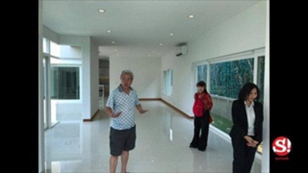 บ้านใหม่หลังใหญ่ของ 'หมอกฤษณ์ คอนเฟิร์ม' ราคาหลายสิบล้าน สนามหญ้ากว้างมาก