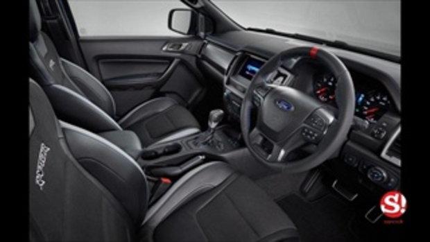 Ford Ranger Raptor 2018 ใหม่ เตรียมเปิดราคาขายจริงในไทย 27 มี.ค.นี้