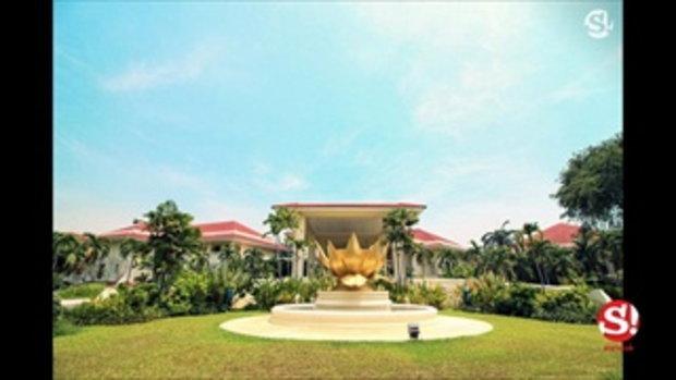 รีวิว อเวย์ เทวมันตร์ทรา รีสอร์ตหรูสไตล์โคโลเนียล 1 เดียวในประเทศไทย