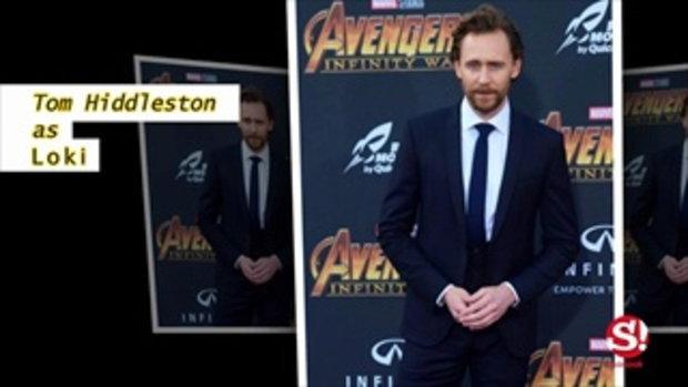 เหล่าซูเปอร์ฮีโร่มาเต็ม งาน World Premiere Avengers Infinity War