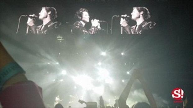 บรรยากาศคอนเสิร์ต Harry Styles Live on Tour in Perth, Australia