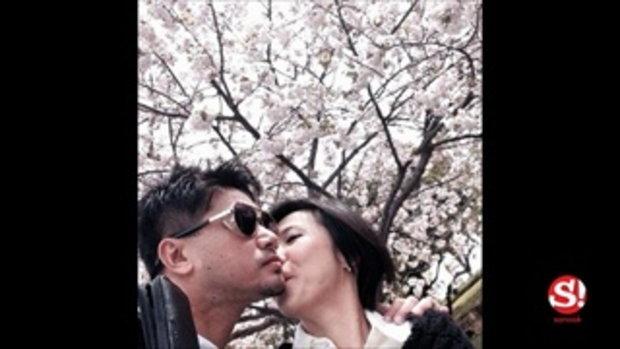 หวานทุกทริป เต๋า สมชาย พาภรรยาเที่ยว จูบประทับรอยทุกแห่ง