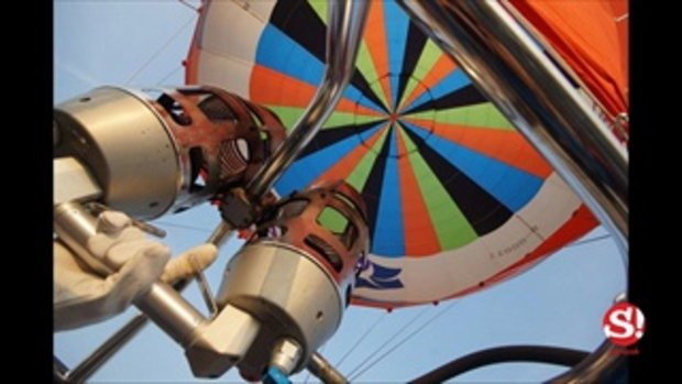เทศกาลบอลลูนหาดใหญ่ สีสันการท่องเที่ยวแห่งภาคใต้ตอนล่าง