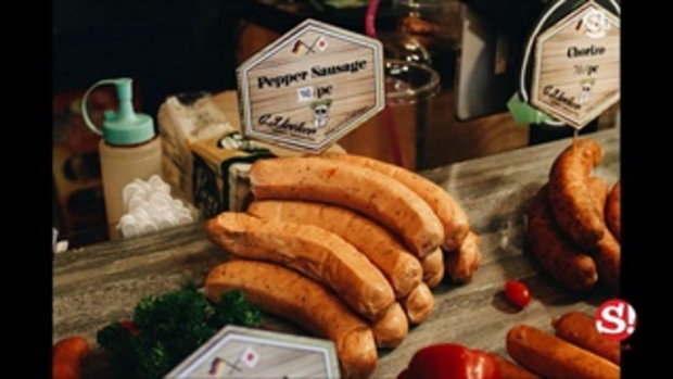 G.J. Lecker ราชาแห่งร้านไส้กรอกประจำเทศกาลอาหาร