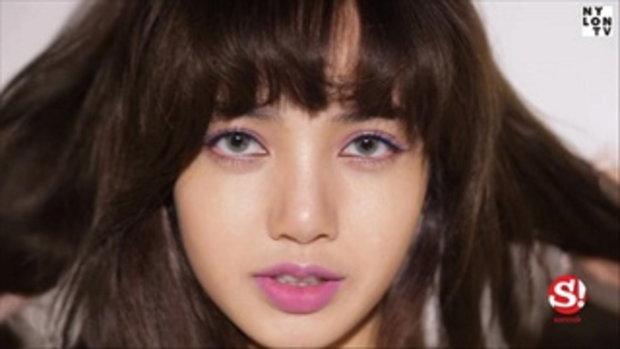 ลิซ่า ลลิษา วง BLACKPINK ผู้หญิงไทยคนแรกที่ได้ขึ้นปกนิตยสาร NYLON ประเทศญี่ปุ่น