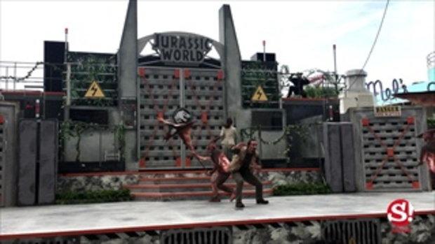 ตะลุยดินแดนไดโนเสาร์กับ Jurassic World: Explore and Roar! ที่สิงคโปร์