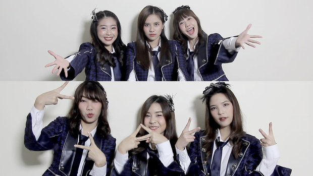 15 คำถามฮาๆกับ 6 สาว BNK48