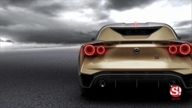 Nissan GT-R50 2018 ใหม่ จากสำนักออกแบบ Italdesign เผยโฉมอย่างเป็นทางการแล้ว