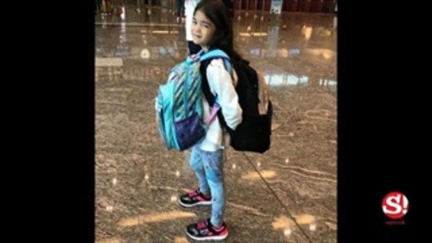 ธัญญ่า กลั้นใจส่ง น้องลียา เรียนต่างประเทศ ต้องอดทนเห็นน้ำตาลูกสาว เพื่ออนาคตของเขา