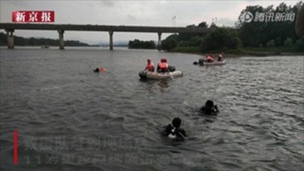 ลูกสาววัย 16 เล่นน้ำเกิดจมหาย แม่โดดช่วยทั้งที่ว่ายน้ำไม่เป็น สุดท้ายตายคู่