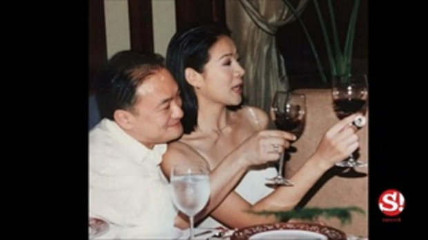 กบ ปภัสรา โชว์หวาน จูบสามีออกสื่อ ในโอกาสครบรอบแต่งงาน 20 ปี
