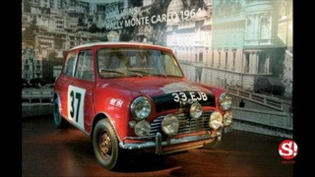 เผยโฉม มินิ จอห์น คูเปอร์ เวิร์คส์ คันทรีแมน ใหม่ รถยนต์ที่สานต่อตำนานความแรงในสนามแข่ง