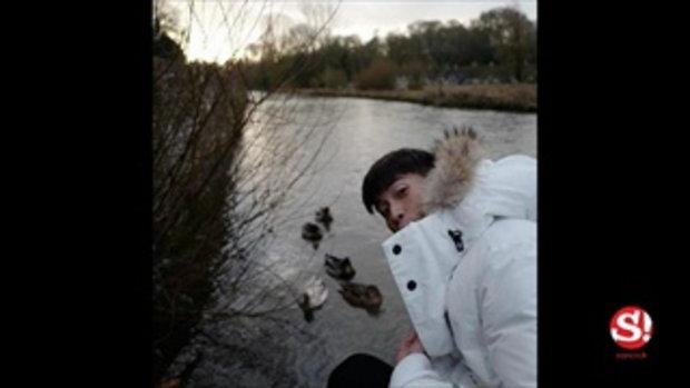 อาเล็ก เต้ย ทริปสวีทในอังกฤษ โรแมนติกไปกับภาพถ่าย