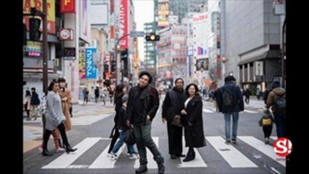 คำพูดซึ้งมากของแม่พี่เอ ศุภชัย ส่งถึงลูก หลังได้มาเที่ยวญี่ปุ่นและเล่นหิมะ