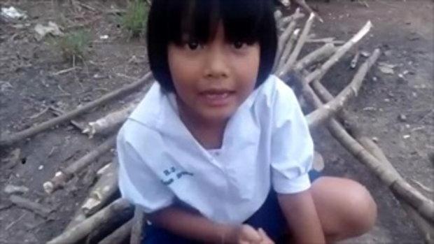 ไร้เดียงสาจนฮาลั่น !! เด็กหญิงประกาศ จะเรียนต่อให้จบสูงๆ พ่อกุมหัวจะส่งไหวมั้ย