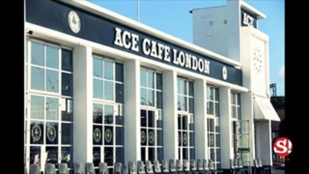 Ace Cafe London คาเฟ่สุดเท่ที่ไบค์เกอร์ตัวจริงต้องไม่พลาด