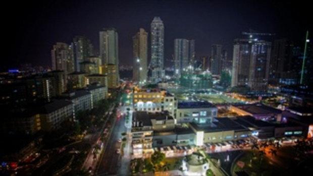ศึกสังเวียนเดือด ONE : GLOBAL SUPERHEROES EVENT ANNOUNCEMENT (มะนิลา, ฟิลิปปินส์)