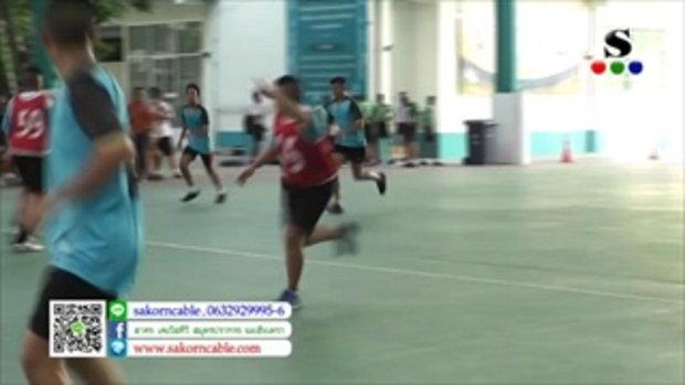 Sakorn News : แข่งขันแฮนด์บอลสตรีสมุทรปราการคัพ ครั้งที่ 9