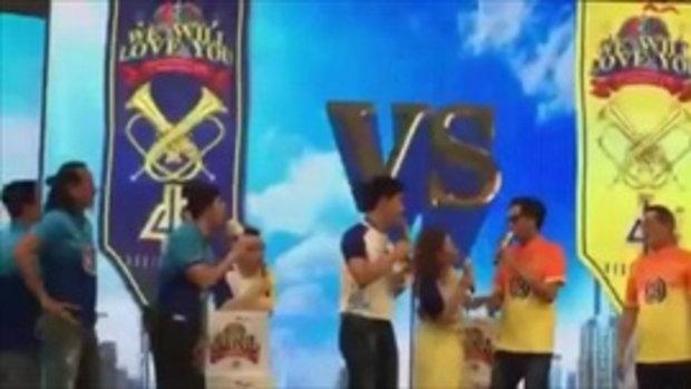 """ณเดชน์,หมาก ปริญ,บอย ปกรณ์ จับฉลากฟุตบอลประเพณีครบรอบ 48 ปีไทยทีวีสีช่อง 3 """"We Will Love You"""""""