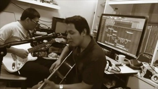 เพลงมาใหม่ ชื่อเพลง โธ่เอ๊ย แต่งกันเอง เล่นกันเอง ฟังกันเอง by nioo and jack