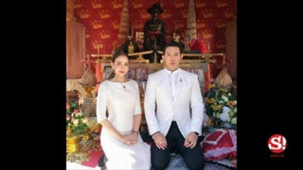 นัท มีเรีย ในชุดไทย 5 แบบ งามจับใจดั่งนางในวรรณคดี