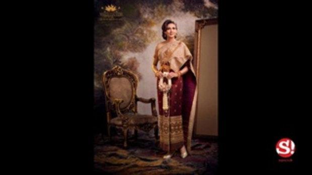 สวยไม่เปลี่ยน แอน สิเรียม ย้อนอดีต 24 ปี แต่งชุดไทย แม่มณีจันทร์ จาก ทวิภพ