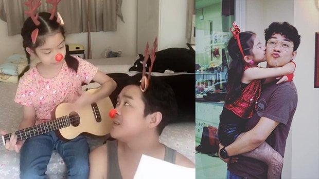 เมื่อพ่อลูกร้องเพลงด้วยกัน
