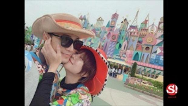 บี้ โชว์หวาน จุ๊บ กุ๊บกิ๊บ เหมือนฉากรักในซีรีส์เกาหลี แต่งานนี้มีหักมุมตอนจบ