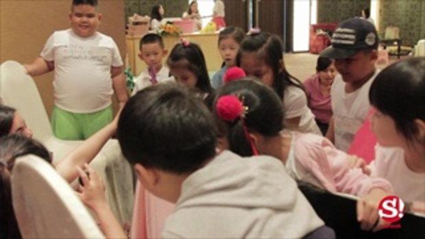 สนุกไปกับงาน Nestle for healthier kids เนสท์เล่เพื่อเด็กสุขภาพดี ปีที่3