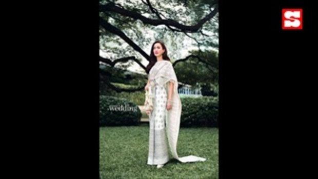10 นางเอก ในลุคชุดไทยจักรพรรดิ งดงามดั่งนางในวรรณคดีปี 2019
