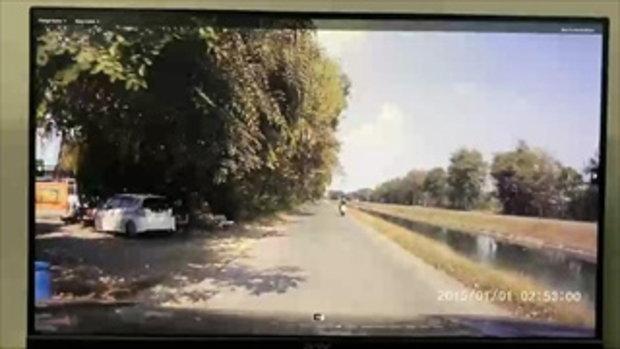 กู้ภัยแฉหลักฐานเด็ด คลิปกล้องหน้ารถ มัด #ทวีชนแล้วหนี ยันของจริงไม่ตัดต่อ