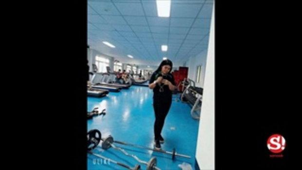 สาวแชร์เคล็ดลับ ลดน้ำหนักจาก 89 เหลือ 65 กก. ใครอยากหุ่นดีลองดู!